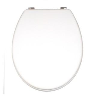 Abattant WC Boliva - Bois - Blanc