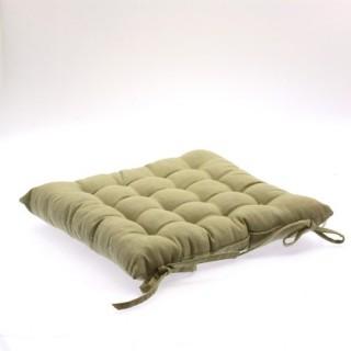 Galette de chaise - Lin