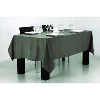 Nappe anti-taches - 140 x 240 cm - Taupe