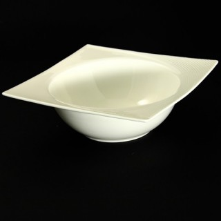 Coupelle en porcelaine - Blanc