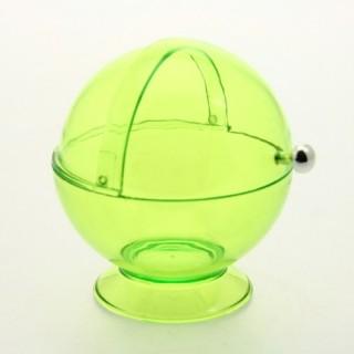 Sucrier boule design - Vert