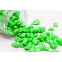 Pierres décoratives couleur vive - Vert