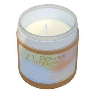 Bougie parfumée - Boite cartonnée - Senteur vanille