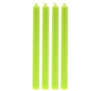 Lot de 4 bougies bâtons parfumées Fruit - Melon