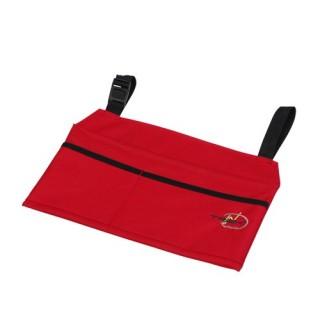 Pochette de rangement détachable - Rouge