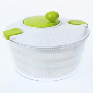 Essoreuse à salade avec clips - Vert