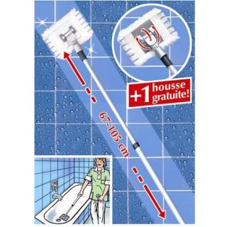 Balai Essuie-carrelages pour salle de bain