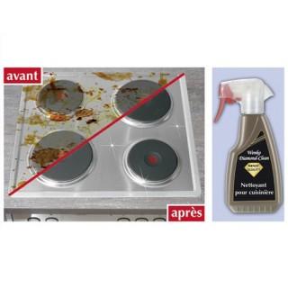 Produit nettoyant pour cuisinière électrique Diamond Clean - 250 mL
