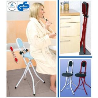 tabouret de douche et de bain toilinux. Black Bedroom Furniture Sets. Home Design Ideas