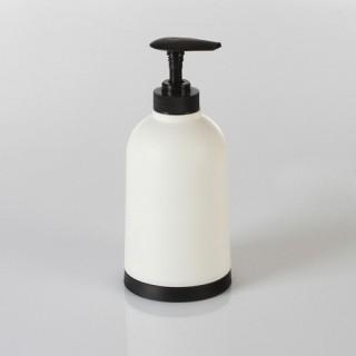 Distributeur de savon - Plastique - Blanc