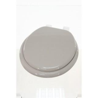 Abattant WC uni - MDF - Taupe