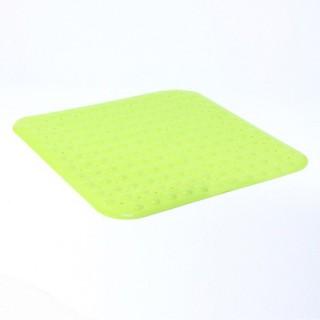 Tapis de fond de douche - Vert anis