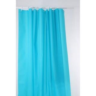 Rideau de douche Eva - 180 x 200 cm - Turquoise