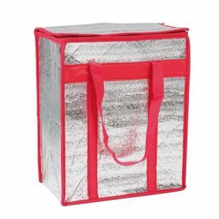 Sac isotherme aluminium In Trek - 16l - Rouge