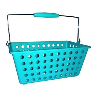 Panier de salle de bain - Turquoise