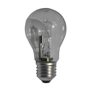 Ampoule halogène Ronde E27 - 42W