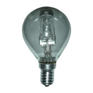 Ampoule halogène Sphérique E14 - 18W