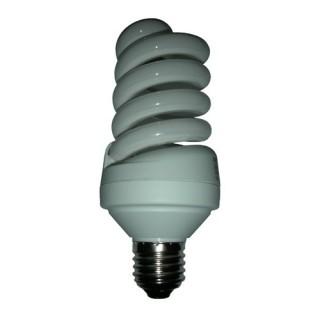 Ampoule Fluocompacte éco Spirale E27 - 18W