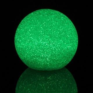 Boule LED effet cristal - Diamètre 12 cm