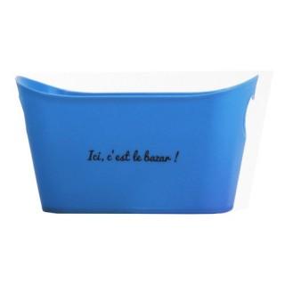 Panier multi-usages Rectangulaire - Turquoise