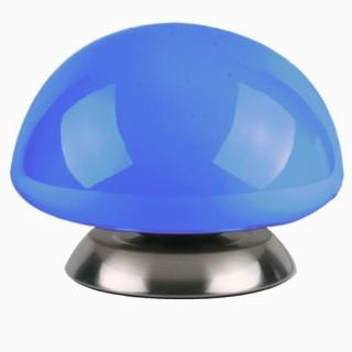 Lampe Champignon Touch - Bleu