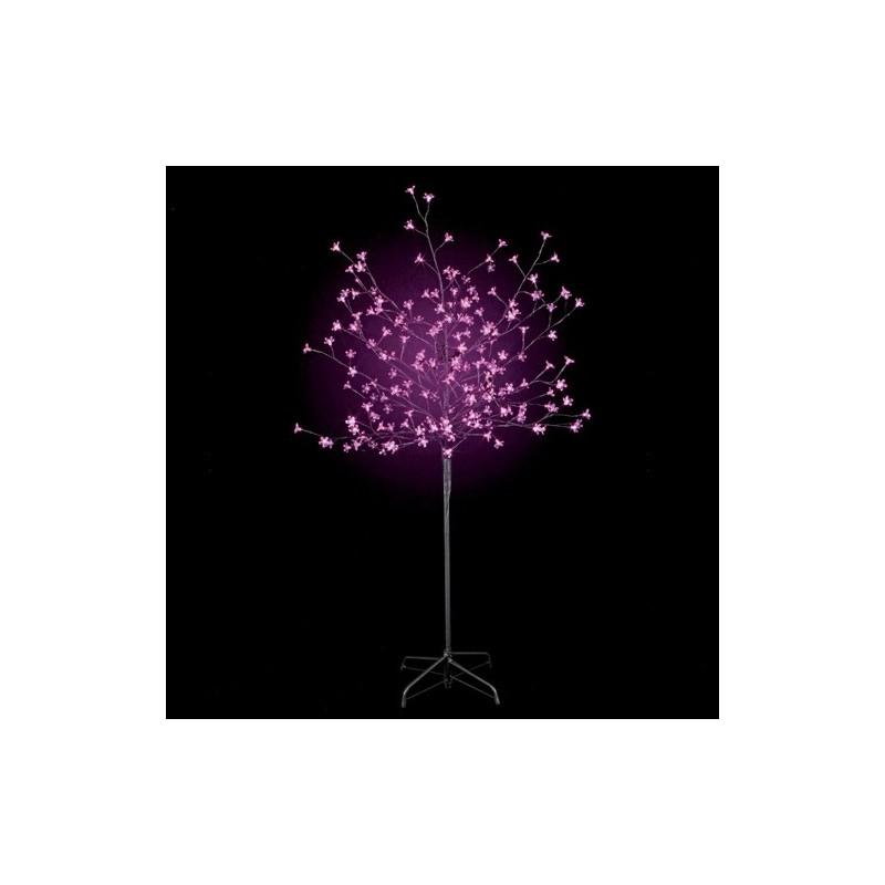 Arbre lumineux d 39 ext rieur 200 led prunus toilinux for Arbres lumineux exterieur
