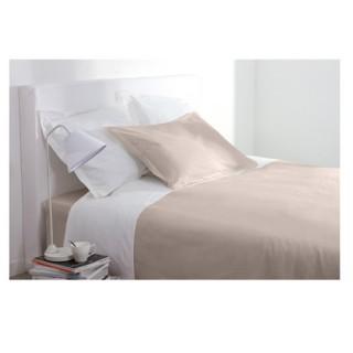 Taie d'oreiller - 63 x 63 cm - Couleur Lin