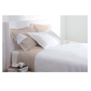 Taie d'oreiller - 50 x 70 cm - Blanc