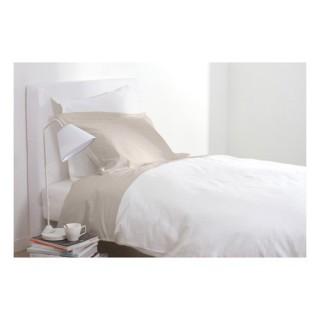Drap plat - 180 x 290 cm - Blanc