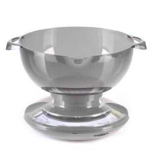 Balance de cuisine mécanique Saladier - Gris