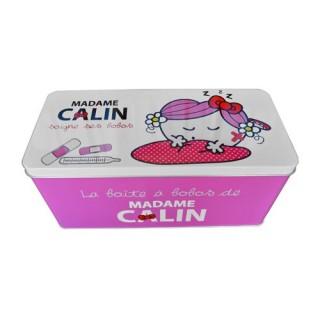 Boîte à pharmacie Monsieur Madame - Mme Calin