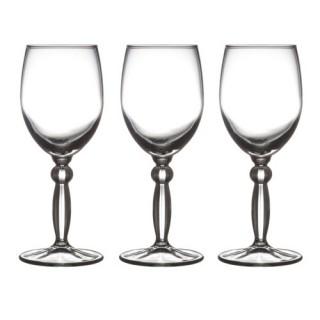 3 Verres à vin Step - 21 cl.