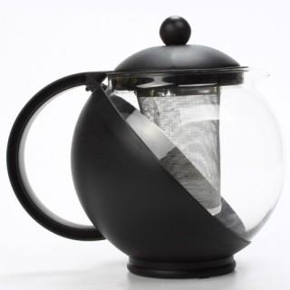 Théière Filtre - 1,25 L. - Noir