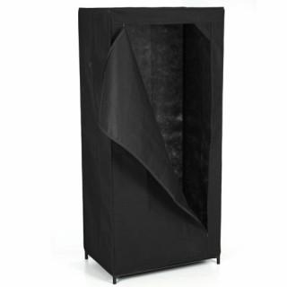 Armoire penderie - Housse en tissu - 70 x H. 148 cm