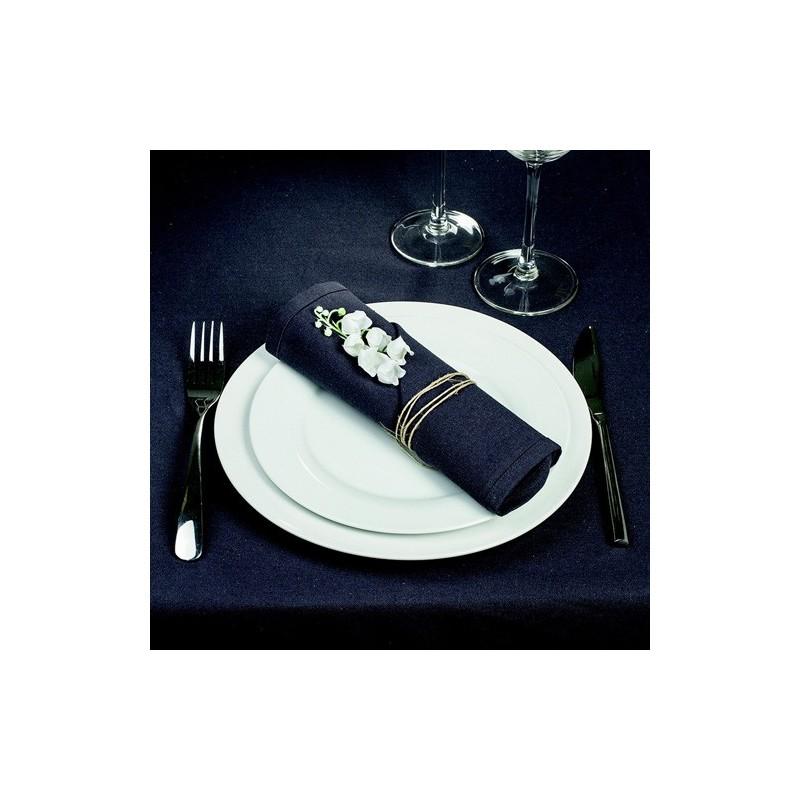 4 serviettes de table coton gris toilinux. Black Bedroom Furniture Sets. Home Design Ideas