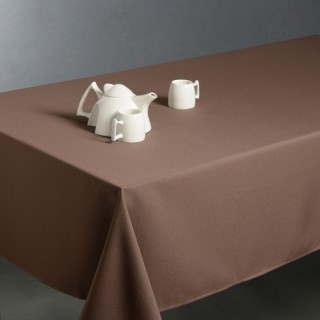 Nappe anti-taches - 150 x 300 cm - Taupe