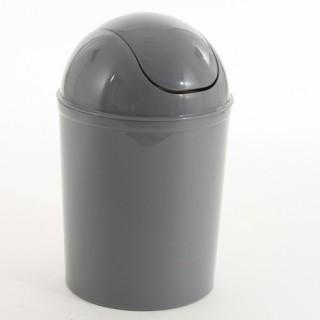 Poubelle Tonic - 7 L. - Gris