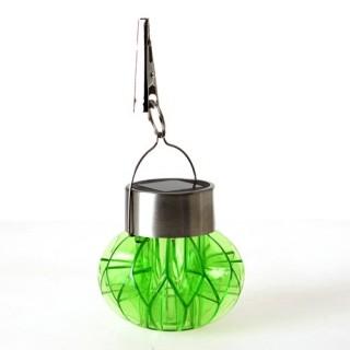 Lampe solaire à suspendre - Vert
