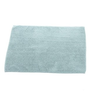 Tapis Chenille court Scandi - Turquoise