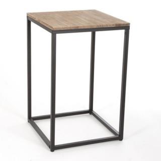 Table d'appoint Edena - Bois d'Acacia