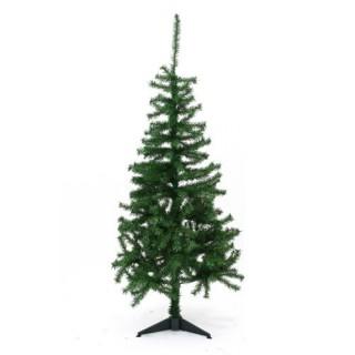 Sapin de Noël artificiel Elegant - H. 120 cm - Vert