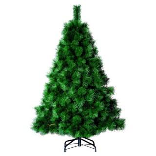 Sapin de Noël artificiel Aiguilles larges - H. 150 - Vert