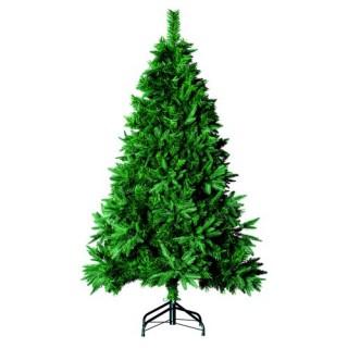 Sapin de Noël artificiel Oregon - H. 150 cm - Vert