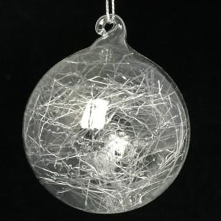 3 boules de Noël Filaments - Verre