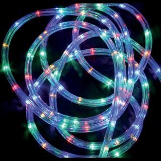 Tube LED d'extérieur - 18 m. - Multicolore