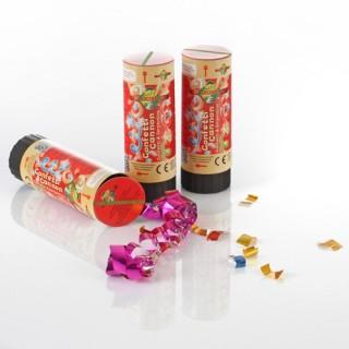 3 Canons à confettis