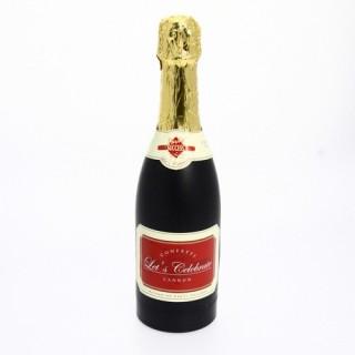 Canon à confettis Bouteille de champagne