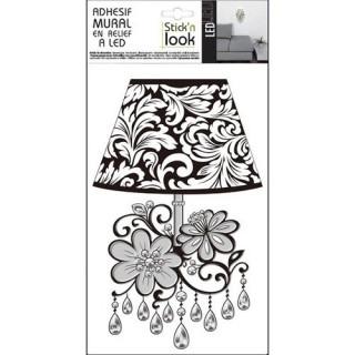 Sticker LED Applique - Fleur