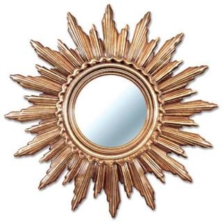 Sticker Miroir - 40 x 40 cm - Bronze
