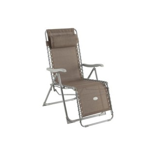 Fauteuil Relax Silos - Taupe